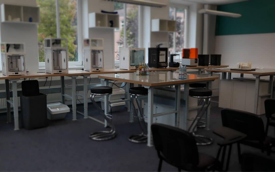 3D Startup Campus NRW –  Rückblick 2018