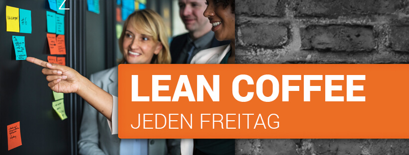 LEAN COFFEE – online